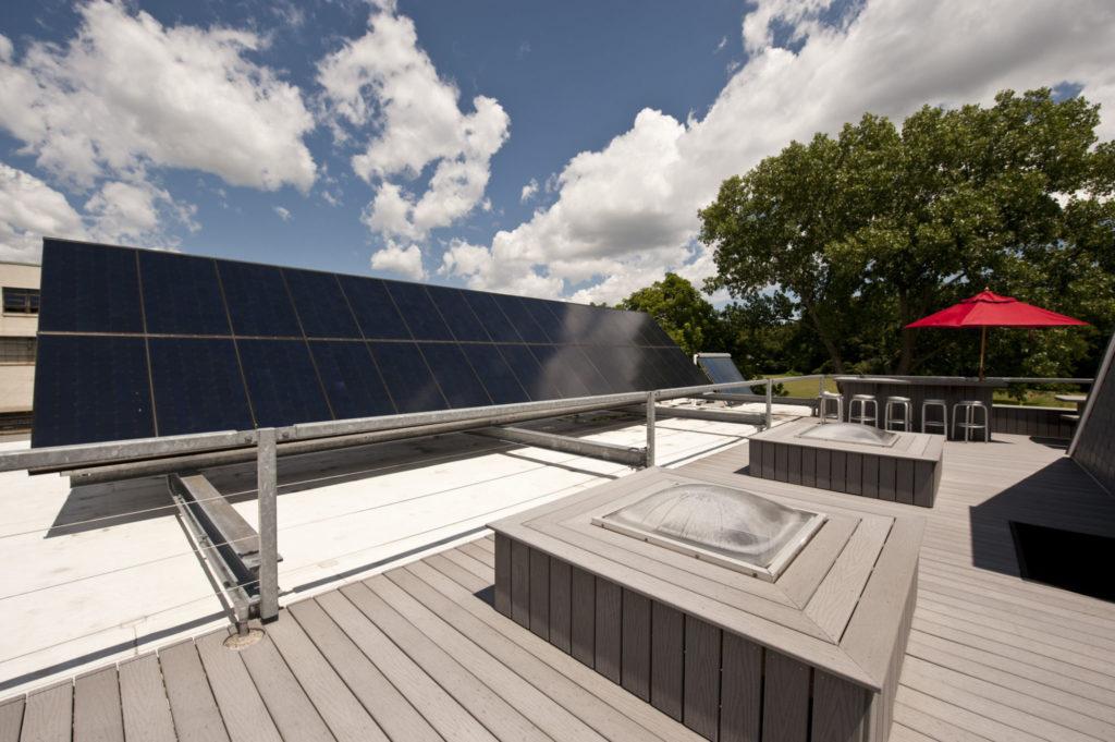 Work Perks Our Favorite Roof Decks Chapman Construction